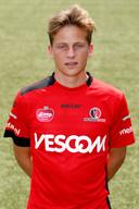 Tibeau Swinnen maakte de gevoelige overstap van FC Eindhoven naar Helmond Sport.