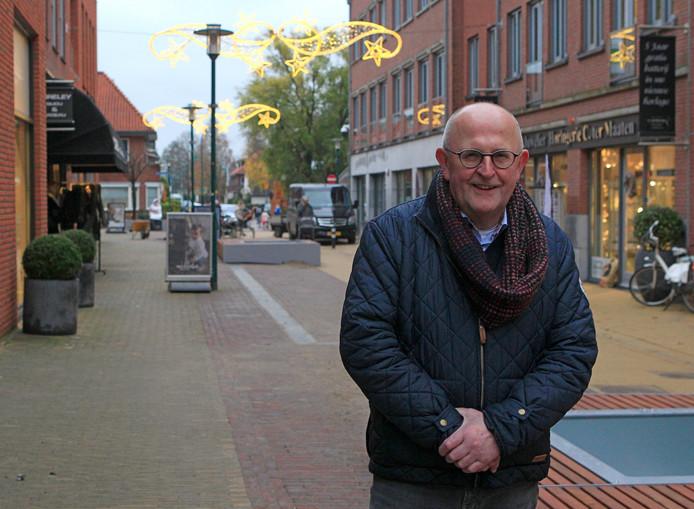Jan Joosten is trots op het nieuwe centrum.