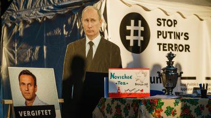 Rusland: Duitsers dwarsbomen onderzoek vergiftiging Navalny