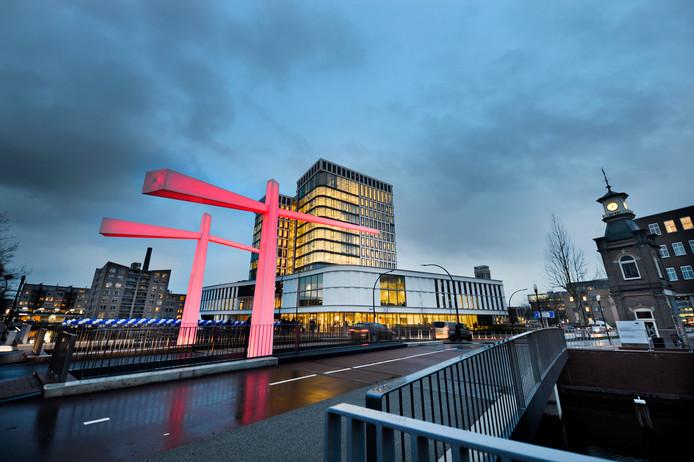 De Gorterbrug werd in februari feestelijk geopend.
