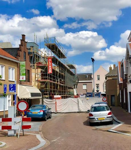 Omstreden afsluiting Frans van  Waesberghestraat Hulst verlengd