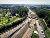Nachtelijk lawaai op Papendrechtse brug: 'Het leek wel oorlogsgebied'