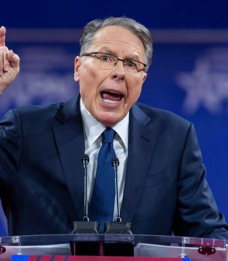 Amerikaanse wapenlobby NRA vraagt faillissement aan