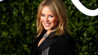 Kylie Minogue werkt aan nieuw studio-album