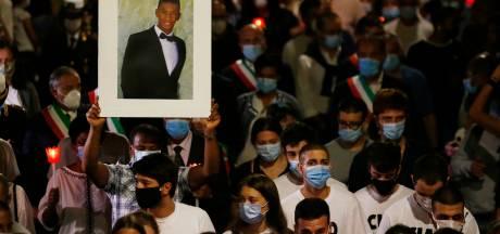 Nederlandse familie naar begrafenis doodgeslagen Italiaanse jongen, moeder vergeeft daders