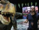 Levensechte dinosaurussen komen naar Nederland