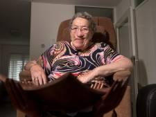 Thea (82) is de schaamte over haar gehavende gezicht voorbij: 'Ik wil mijn verhaal best kwijt'