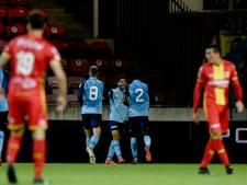 Armoedig Go Ahead Eagles beleeft afgang tegen Utrechtse beloften