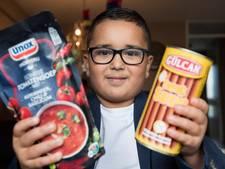 Ayoub (9) geeft verjaardagscadeau aan voedselbank: 'Ik wil iets goeds doen'