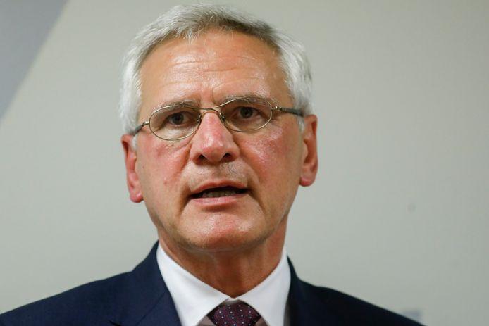 Kris Peeters, président de la délégation du Parlement européen pour les relations avec l'Assemblée parlementaire de l'OTAN.