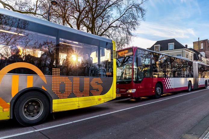 Utrecht wil in 2028 openbaar vervoer hebben zonder uitstoot