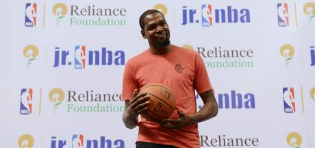 Durant in Guinness Book na sportles
