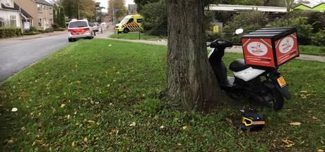 Bestuurder scootmobiel gewond na aanrijding in Nijverdal