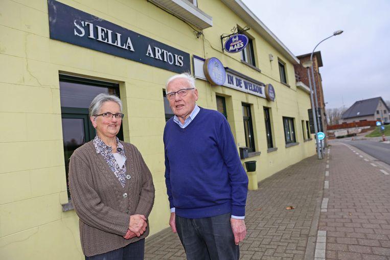 Jeanine en Pol sluiten eind deze maand hun café 'In de Welkom'.