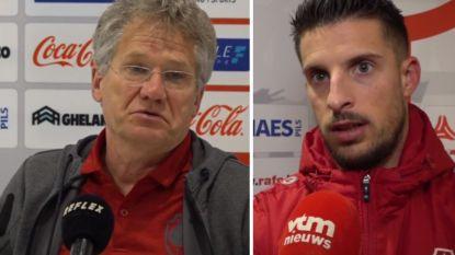 """Mirallas en Bölöni kunnen weer door dezelfde deur: """"Na vijf minuten alles uitgepraat. Als mannen"""""""