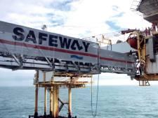Dordts bedrijf naar beurs voor loopbruggen naar olieplatforms