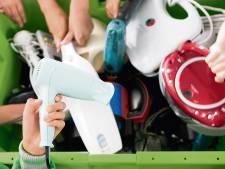 Scholen in Den Bosch en Boxtel zamelen klein elektronisch afval in voor goed doel