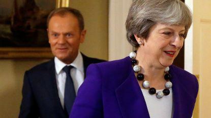 """""""EU biedt May langer verblijf in douane-unie"""""""