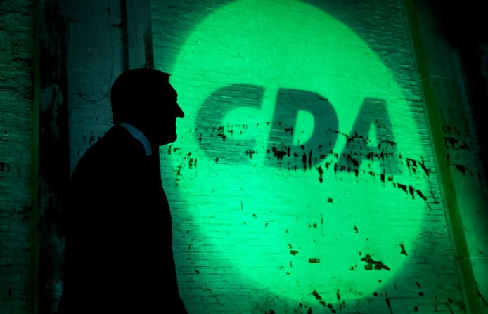 Sybrand Buma stond op het laatste CDA- congres in Groningen tegenover ontevreden partijleden.