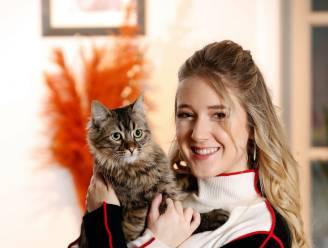 Selena, het baasje van katje Lee, doet mee aan Miss Exclusive