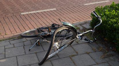 64-jarige fietsster aangereden in Statiestraat
