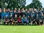 Belgische voetbalsters worden op EK gesteund door 10.000 fans