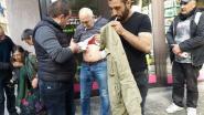 """Zware rellen aan Turkse ambassade Brussel: """"Drie personen neergestoken"""""""