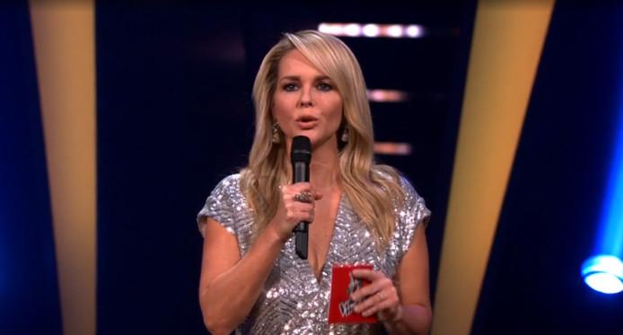 Chantal Janzen in The Voice