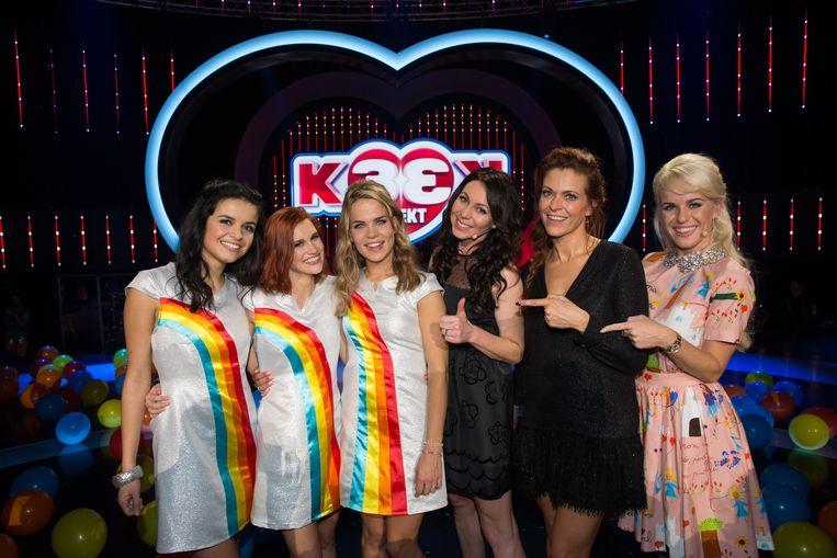 'K3 Zoekt K3' was een tv-succes in Vlaanderen en Nederland. Inspireerde dit Simon Fuller om iets soortgelijks te doen met de Spice Girl.
