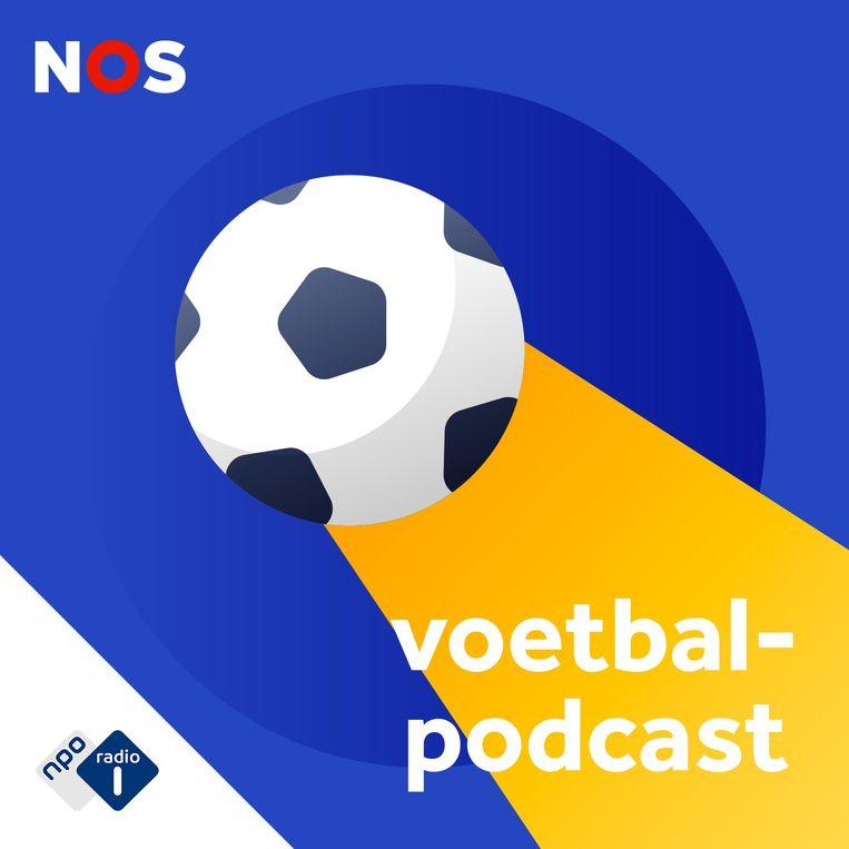 NOS voetbalpodcast Beeld