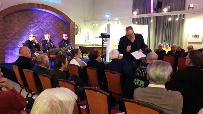 Discussieavond over toekomst lokale journalistiek in Bredevoort.