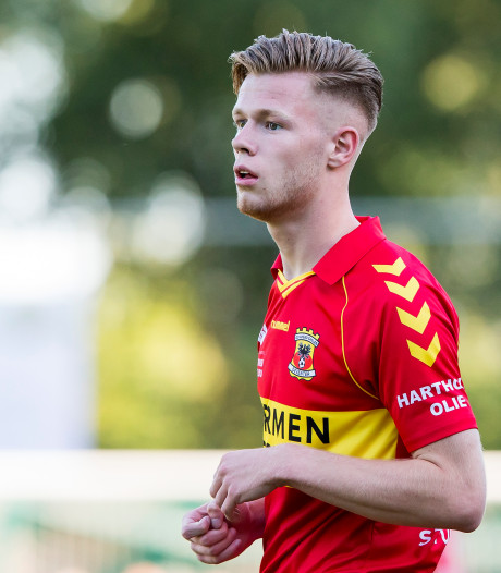 Helmond Sport trekt spits Givan Werkhoven aan