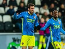 LIVE | Feyenoord koerst op zege af na drie snelle treffers