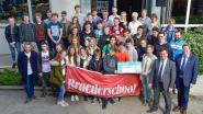 Broederschool wint 'Gastvrije Award School'