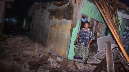 Twee doden bij aardbeving op Java