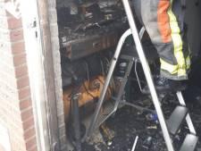 Elektrische pan vergeten: brandje in Zevenhuizen