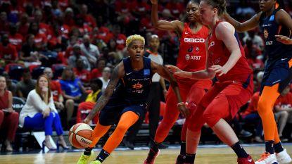 Emma Meesseman en Washington Mystics starten prima aan WNBA Finals