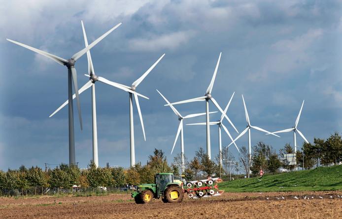 De windmolens bleken een breekpunt tijdens de formatiegesprekken in West Betuwe.