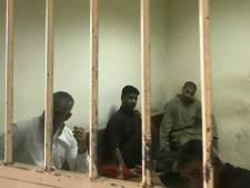 Nederlandse jihadstrijder in Iraakse gevangenis