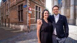 """Trompettist neemt met gezin intrek in Koraalhuis: """"Muzikale geschiedenis weer tot leven wekken"""""""