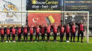 """Voetbalbond onderzoekt """"militaire groet"""" van Turkse voetballertjes uit Beringen"""