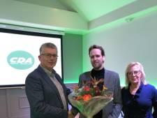 Arnold Kasteel (CDA) volgt overleden Jan Kampherbeek op in gemeenteraad Heerde