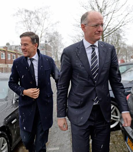 Premier Rutte bezoekt Enschede: 'sociale projecten en meer banen essentieel'