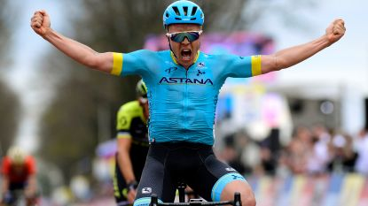 Na de Omloop nu ook Amstel Gold Race: talentvolle Valgren draait wederom iedereen een loer