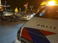 Motorbestuurder knalt op auto in Glanerbrug en wordt aangehouden