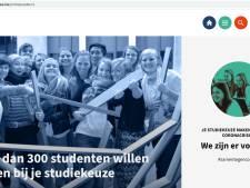 300 hogeschoolstudenten helpen zesdejaars online om studiekeuze te maken