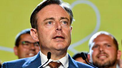 """Bart De Wever (N-VA): """"N-VA heeft cordon nooit onderschreven"""""""