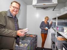 Bergeijk blij met koude aanwinst; nieuwe koelcel voor Voedselbank