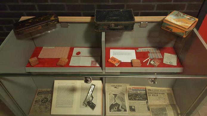 Beeld uit expositie 75 jaar bevrijding Den Bosch