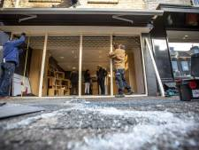 Enorme ravage na ramkraak bij juwelier in Losser: 'Voor hetzelfde geld hadden ze wapens bij zich'